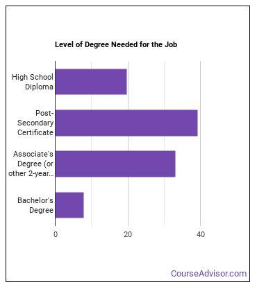 Aerospace Engineering or Operations Technician Degree Level