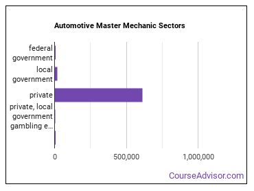 Automotive Master Mechanic Sectors