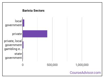 Barista Sectors