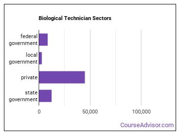 Biological Technician Sectors