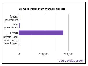 Biomass Power Plant Manager Sectors