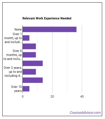Chemical Engineer Work Experience