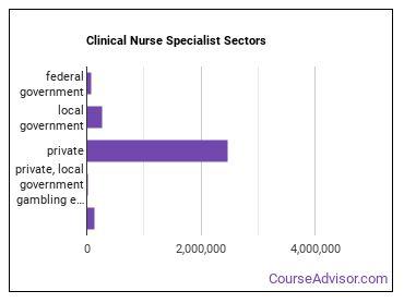 Clinical Nurse Specialist Sectors