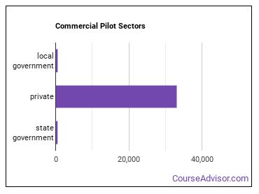 Commercial Pilot Sectors