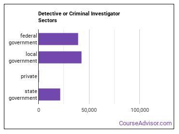 Detective or Criminal Investigator Sectors
