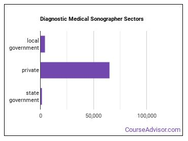 Diagnostic Medical Sonographer Sectors