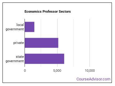 Economics Professor Sectors