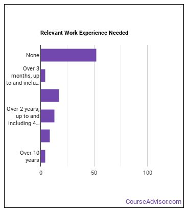 Economist Work Experience