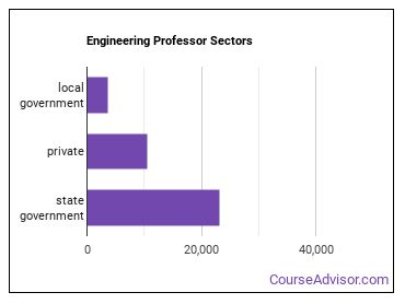 Engineering Professor Sectors