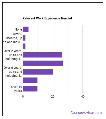 English Language & Literature Professor Work Experience