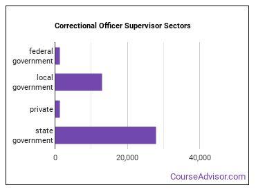 Correctional Officer Supervisor Sectors