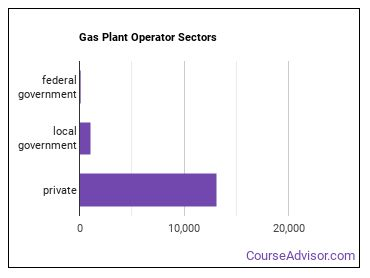 Gas Plant Operator Sectors