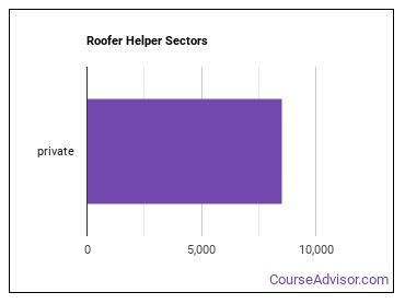 Roofer Helper Sectors