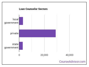 Loan Counselor Sectors