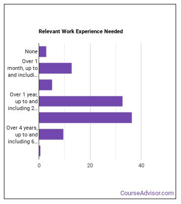 Mental Health Counselor Work Experience