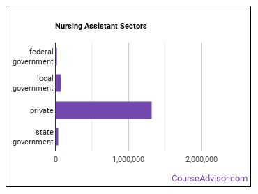Nursing Assistant Sectors