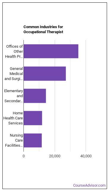 Occupational Therapist (OT) Industries