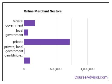 Online Merchant Sectors