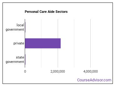 Personal Care Aide Sectors