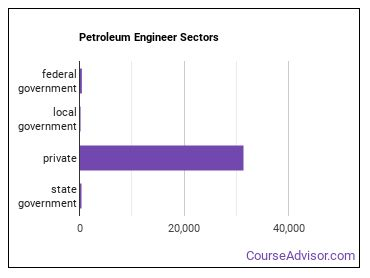 Petroleum Engineer Sectors