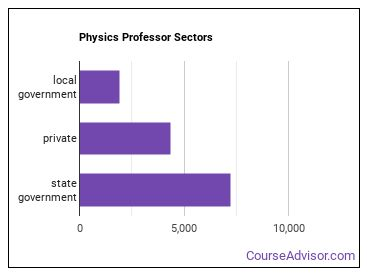 Physics Professor Sectors