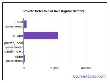 Private Detective or Investigator Sectors