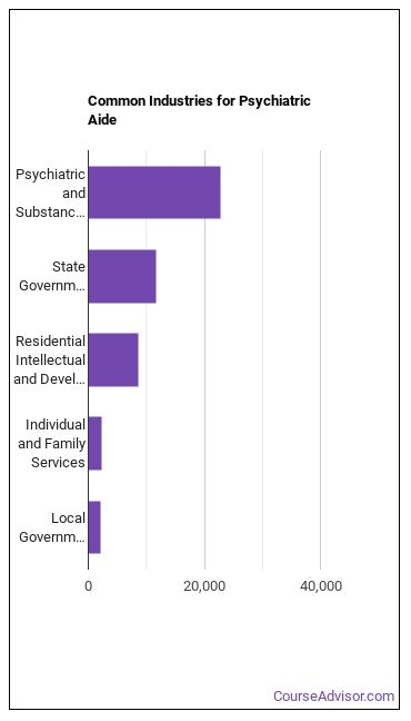 Psychiatric Aide Industries