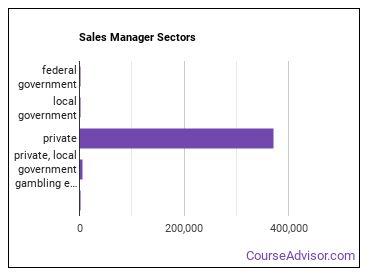 Sales Manager Sectors