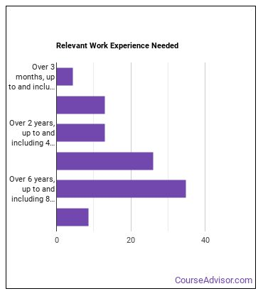 Sales Manager Work Experience