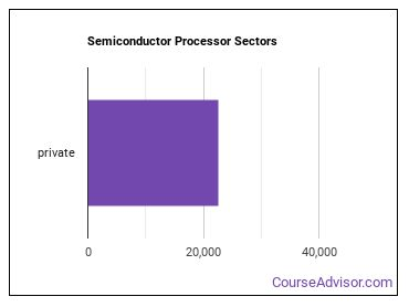 Semiconductor Processor Sectors