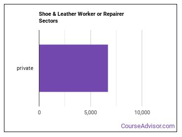Shoe & Leather Worker or Repairer Sectors