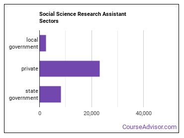 Social Science Research Assistant Sectors