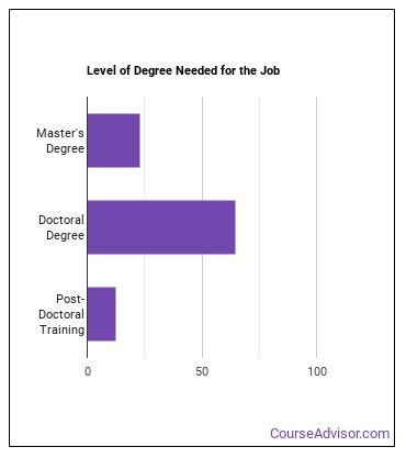 Social Work Professor Degree Level