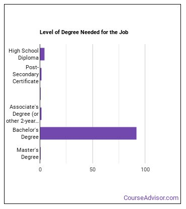Technical Director or Manager Degree Level
