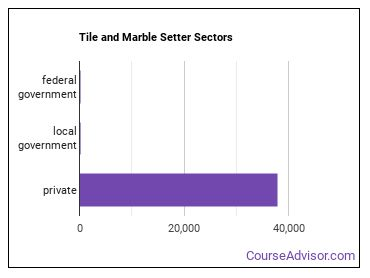 Tile and Marble Setter Sectors