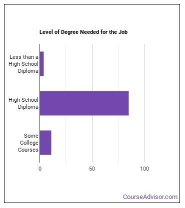 Transportation Security Screener Degree Level