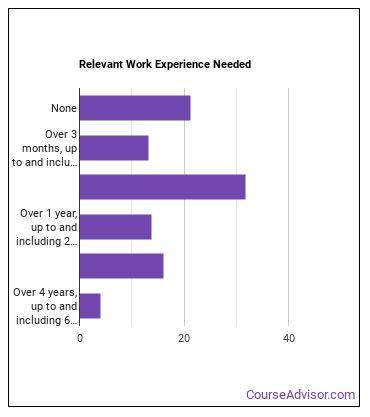 Veterinary Tech Work Experience