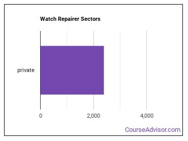 Watch Repairer Sectors
