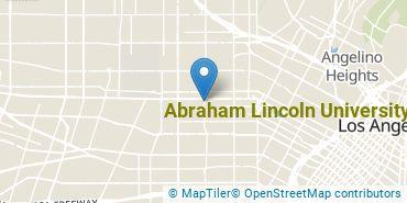 Location of Abraham Lincoln University