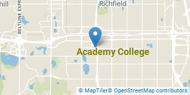 Location of Academy College