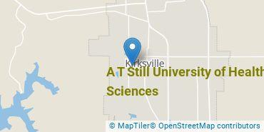 Location of A T Still University of Health Sciences