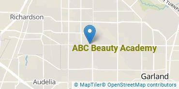 Location of ABC Beauty Academy