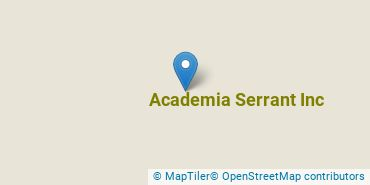 Location of Academia Serrant Inc