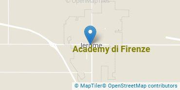 Location of Academy di Firenze