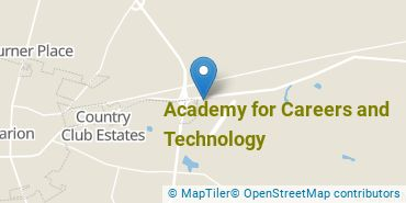 Location of Academy for Careers and Technology