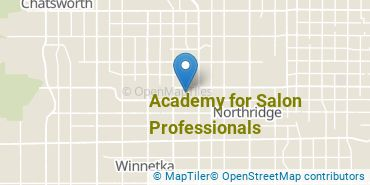 Location of Academy for Salon Professionals