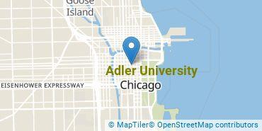 Location of Adler University