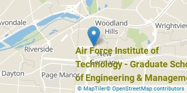 Location of Air Force Institute of Technology - Graduate School of Engineering & Management