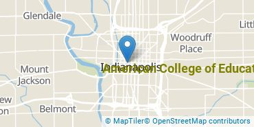 Location of American College of Education
