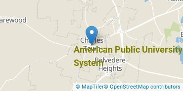 Location of American Public University System